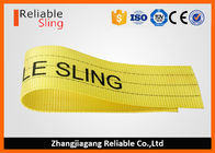 High Tenacity Heavy Duty Web Belt 25mm - 300mm Width For Lifting Sling