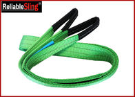 CE GS Approved Color Code Lifting Sling  Flat Webbing Sling Belt
